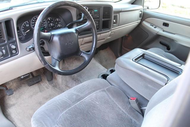 2002 Chevrolet Suburban LS Santa Clarita, CA 8