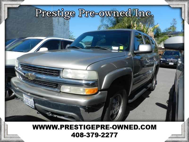 2002 Chevrolet Tahoe LT  in Campbell CA