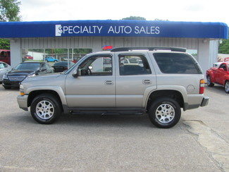 2002 Chevrolet Tahoe Z71 Dickson, Tennessee