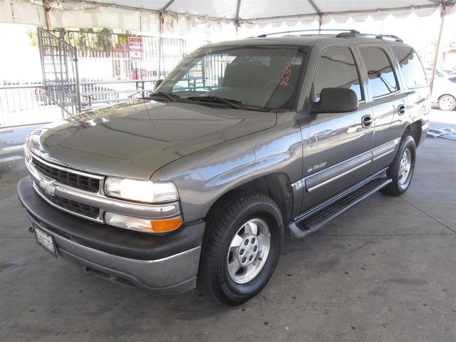 2002 Chevrolet Tahoe LS This particular Vehicle comes with 3rd Row Seat Please call or e-mail to