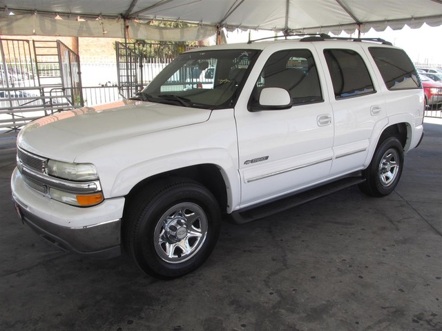 2002 Chevrolet Tahoe LT This particular Vehicle comes with 3rd Row Seat Please call or e-mail to