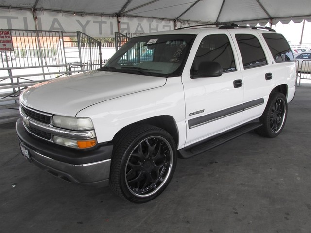 2002 Chevrolet Tahoe LS Please call or e-mail to check availability All of our vehicles are ava
