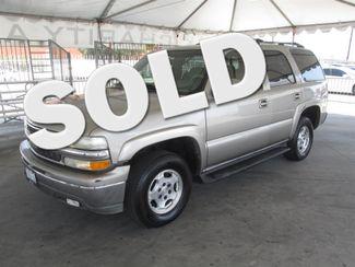 2002 Chevrolet Tahoe LT Gardena, California