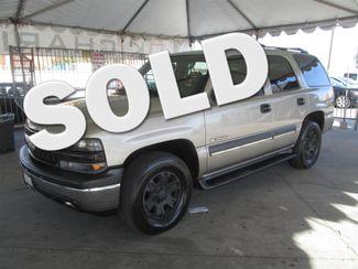 2002 Chevrolet Tahoe LS Gardena, California