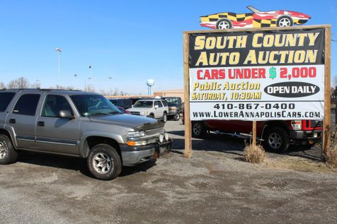 2002 Chevrolet Tahoe LS in Harwood, MD