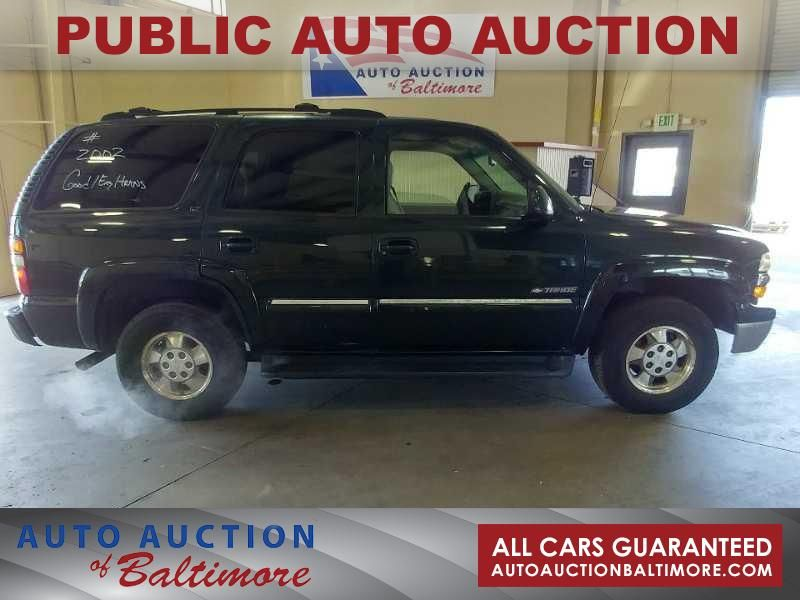 2002 Chevrolet Tahoe LT | JOPPA, MD | Auto Auction of Baltimore  in JOPPA MD