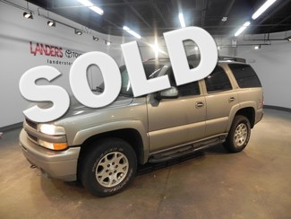 2002 Chevrolet Tahoe Z71 Little Rock, Arkansas