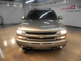 2002 Chevrolet Tahoe Z71 Little Rock, Arkansas 1