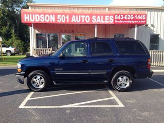 2002 Chevrolet Tahoe in Myrtle Beach South Carolina