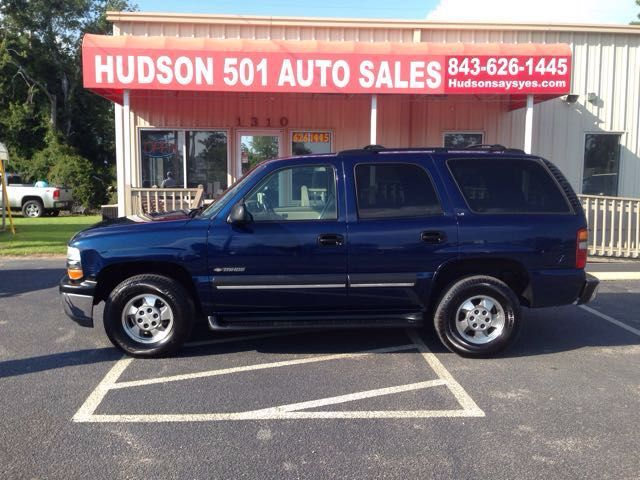 2002 Chevrolet Tahoe LS | Myrtle Beach, South Carolina | Hudson Auto Sales in Myrtle Beach South Carolina