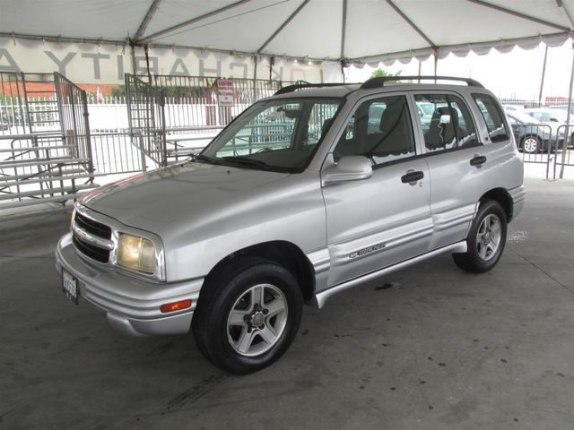 2002 Chevrolet Tracker LT Please call or e-mail to check availability All of our vehicles are a