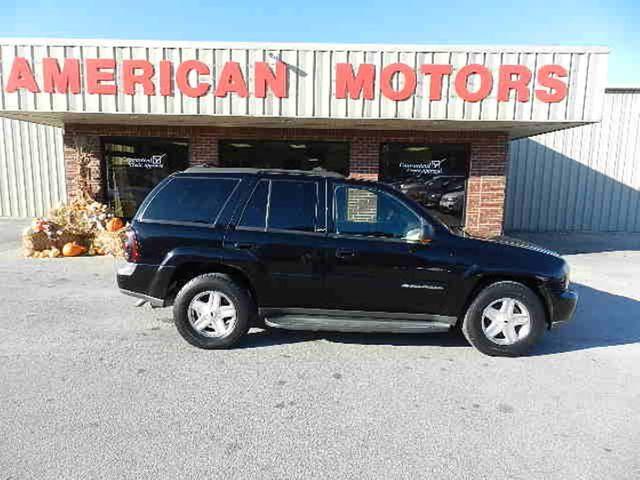 2002 Chevrolet TrailBlazer LTZ | Brownsville, TN | American Motors of Brownsville in Brownsville TN