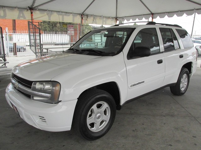 2002 Chevrolet TrailBlazer LS Please call or e-mail to check availability All of our vehicles ar