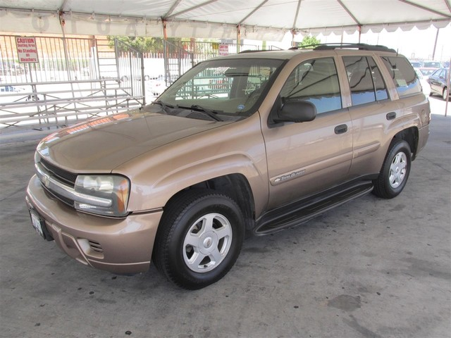 2002 Chevrolet TrailBlazer LS Please call or e-mail to check availability All of our vehicles a
