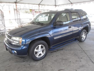 2002 Chevrolet TrailBlazer LT Gardena, California 0