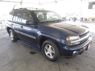 2002 Chevrolet TrailBlazer LT Gardena, California 3