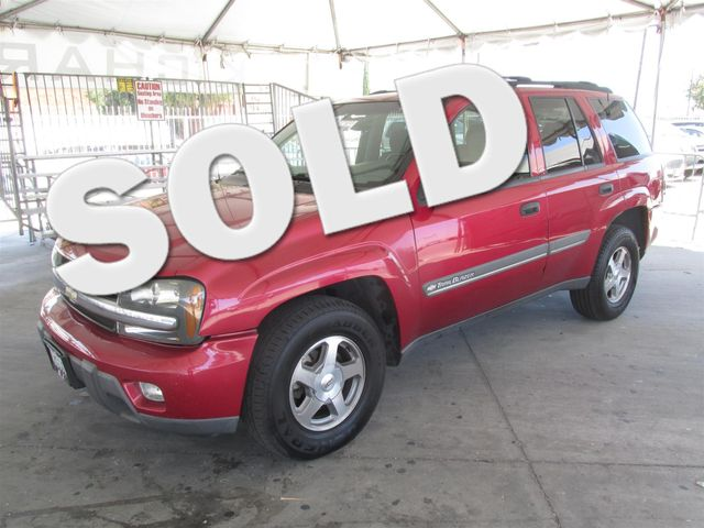2002 Chevrolet TrailBlazer LT This particular Vehicles true mileage is unknown TMU Please call