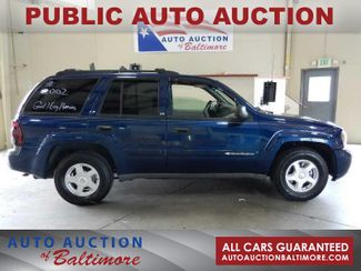2002 Chevrolet TrailBlazer LS | JOPPA, MD | Auto Auction of Baltimore  in Joppa MD