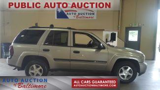 2002 Chevrolet TrailBlazer LT | JOPPA, MD | Auto Auction of Baltimore  in Joppa MD