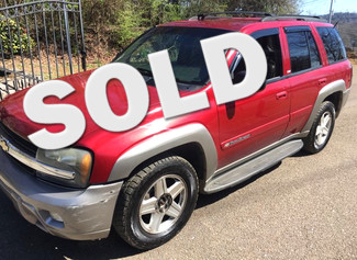 2002 Chevrolet--Buy Here Pay Here!!!! TrailBlazer-$3995!! CARMARTSOUTH.COM LTZ-MINT!! LOADED!! AUTO!! Knoxville, Tennessee