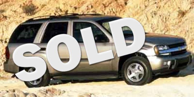 2002 Chevrolet TrailBlazer EXT near Las Vegas NV 89188 for $4,999.00