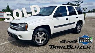 2002 Chevrolet TrailBlazer 4x4 Low Miles  LT CLEAN CARFAX | Palmetto, FL | EA Motorsports in Palmetto FL