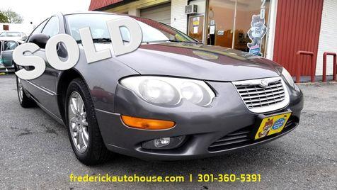 2002 Chrysler 300M  in Frederick, Maryland