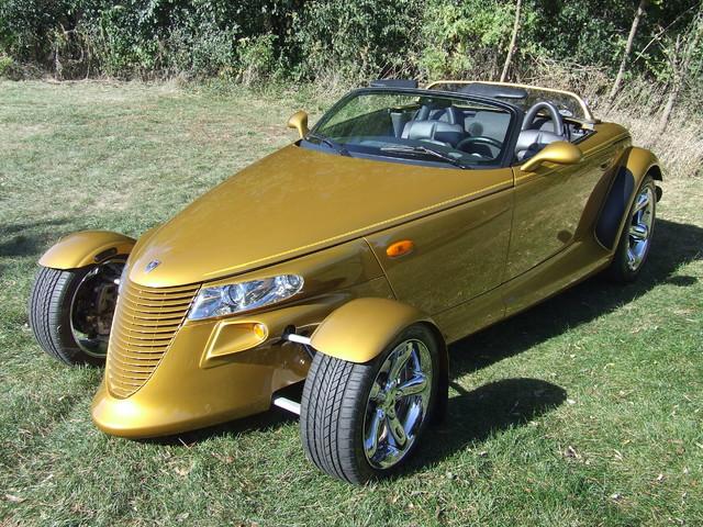 2002 Chrysler Prowler  | Mokena, Illinois | Classic Cars America LLC in Mokena Illinois