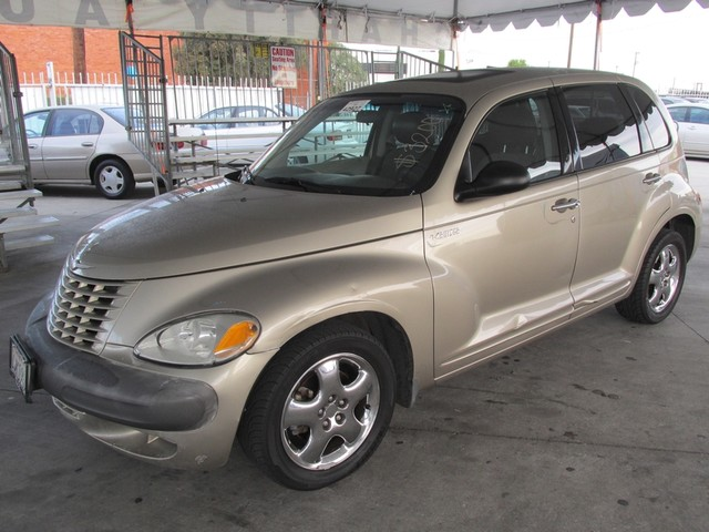 2002 Chrysler PT Cruiser Limited Please call or e-mail to check availability All of our vehicles