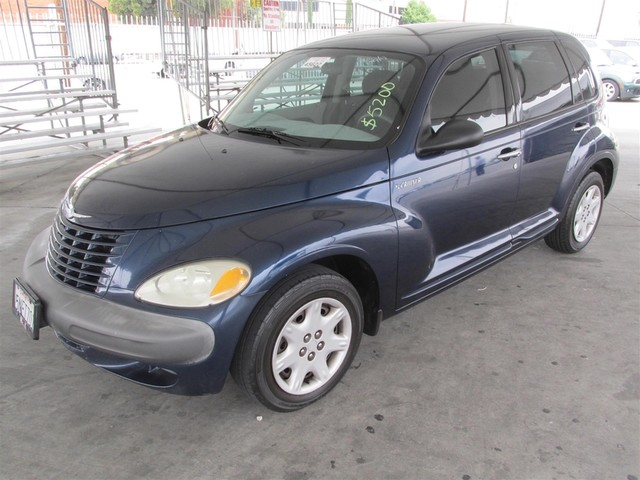 2002 Chrysler PT Cruiser Please call or e-mail to check availability All of our vehicles are av