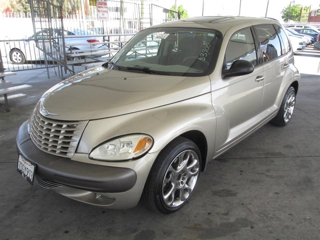 2002 Chrysler PT Cruiser Touring Please call or e-mail to check availability All of our vehicle