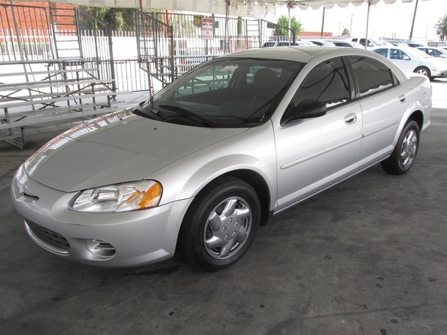 2002 Chrysler Sebring LX Please call or e-mail to check availability All of our vehicles are av