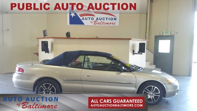 2002 Chrysler Sebring Limited | JOPPA, MD | Auto Auction of Baltimore  in JOPPA MD
