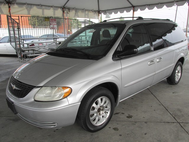 2002 Chrysler Town  Country EX Please call or e-mail to check availability All of our vehicles