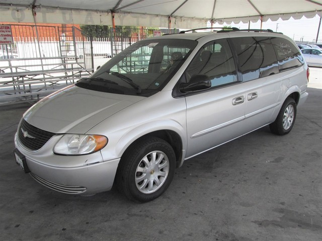 2002 Chrysler Town  Country EX This particular Vehicle comes with 3rd Row Seat Please call or e-