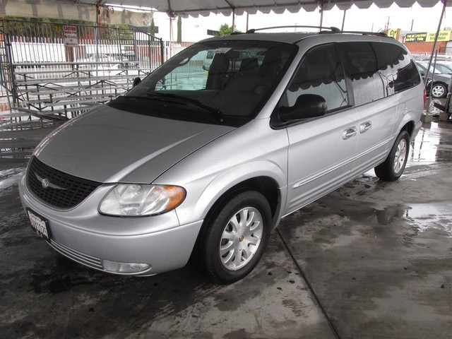 2002 Chrysler Town  Country LXi This particular Vehicle comes with 3rd Row Seat Please call or e