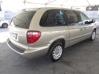 2002 Chrysler Town & Country LXi Gardena, California 2
