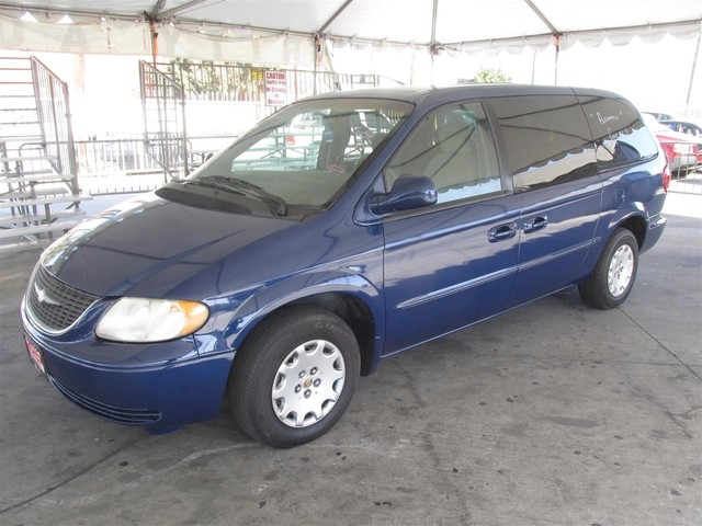 2002 Chrysler Town  Country eL This particular Vehicle comes with 3rd Row Seat Please call or e-