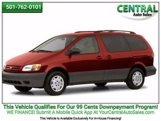 2002 Chrysler Town & Country LXi | Hot Springs, AR | Central Auto Sales in Hot Springs AR