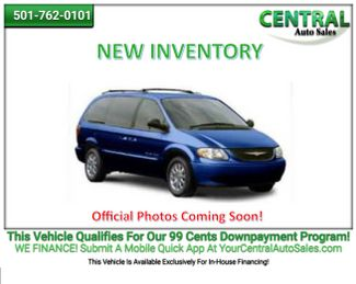 2002 Chrysler Town & Country EX | Hot Springs, AR | Central Auto Sales in Hot Springs AR