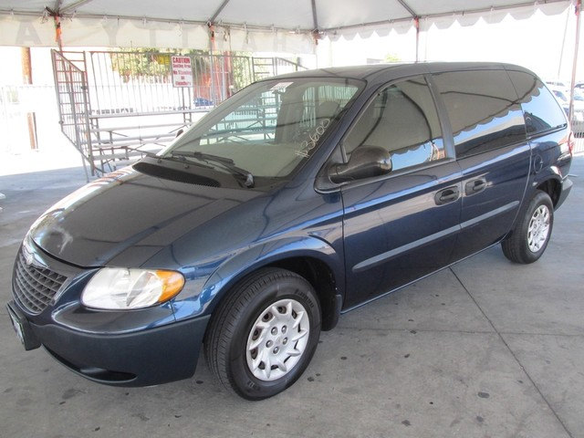 2002 Chrysler Voyager eC Please call or e-mail to check availability All of our vehicles are ava