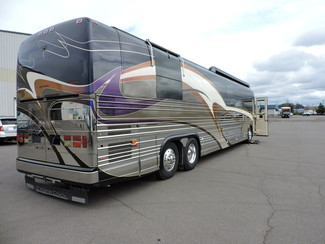 2002 Country Coach Prevost XLII Double Slide Bend, Oregon 3
