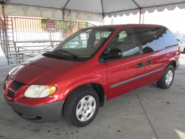 2002 Dodge Caravan SE Please call or e-mail to check availability All of our vehicles are availa