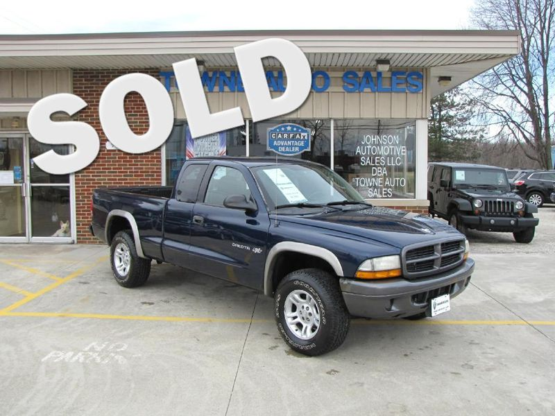 2002 Dodge Dakota Base | Medina, OH | Towne Cars in Medina OH