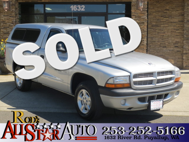 2002 Dodge Dakota Sport The CARFAX Buy Back Guarantee that comes with this vehicle means that you