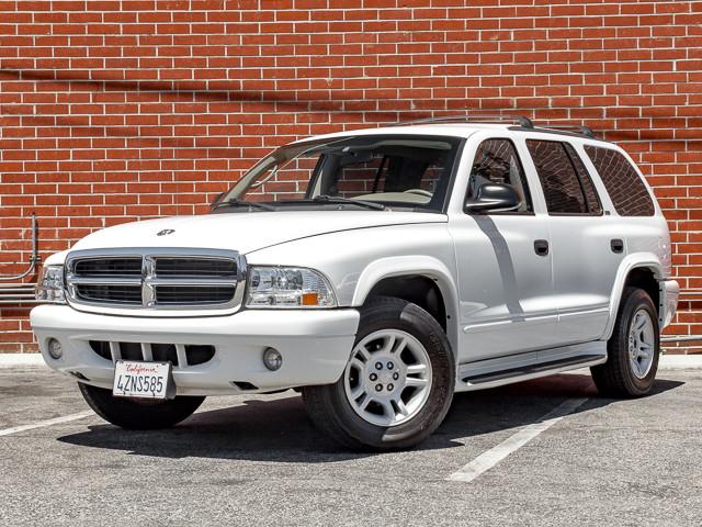 2002 Dodge Durango SLT Burbank, CA 0