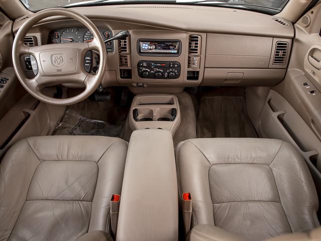 2002 Dodge Durango SLT Burbank, CA 8