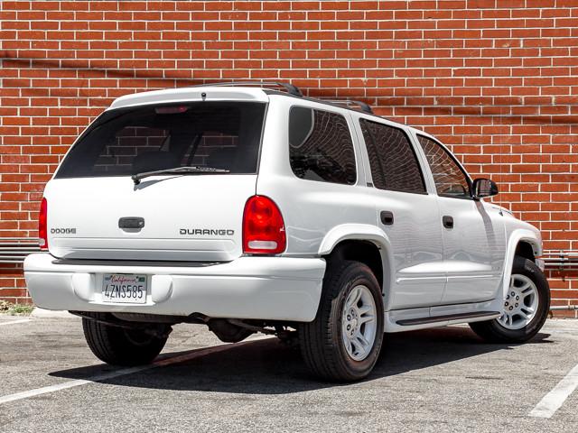 2002 Dodge Durango SLT Burbank, CA 5