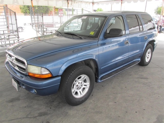 2002 Dodge Durango SLT This particular Vehicle comes with 3rd Row Seat Please call or e-mail to c