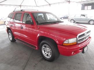 2002 Dodge Durango SLT Gardena, California 3
